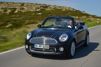 Mini Convertible (R57 Facelift 2011)