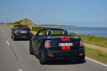 Mini Convertible (R57 Facelift 2011) - Photo 7