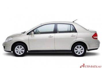Nissan Tiida Sedan  - Photo 3