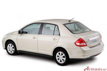 Nissan Tiida Sedan  - Photo 4