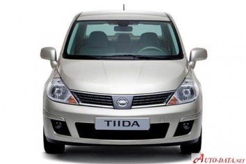 Nissan Tiida Sedan  - Photo 5