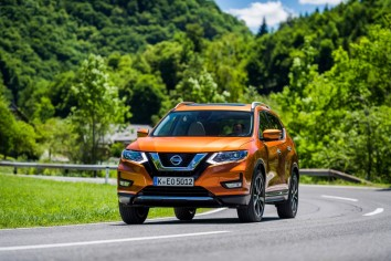 Nissan X-Trail III (T32; facelift 2017)