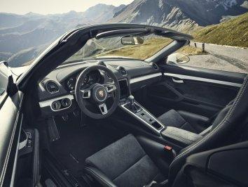 Porsche 718 Spyder (982) - Photo 6