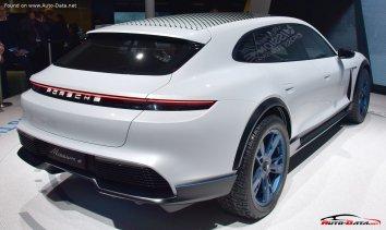 Porsche Mission E Cross Turismo  - Photo 4