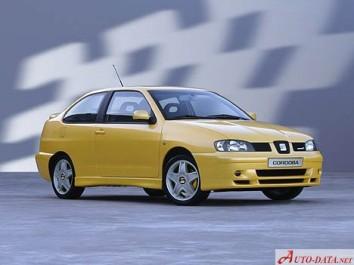 Seat Cordoba Coupe I (facelift 1999)