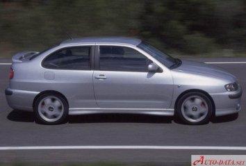 Seat Cordoba Coupe I (facelift 1999) - Photo 2