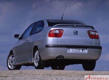 Seat Cordoba Coupe I (facelift 1999) - Photo 3