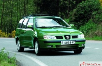 Seat Cordoba Vario I (facelift 1999)