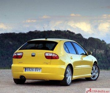 Seat Leon I (1M) - Photo 3