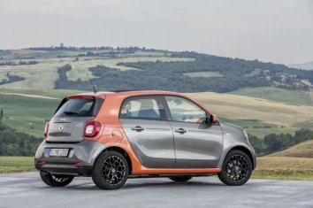 Smart Forfour II  - Photo 2