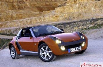 Smart Roadster cabrio  - Photo 2