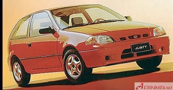 Subaru Justy II (JMA,MS)