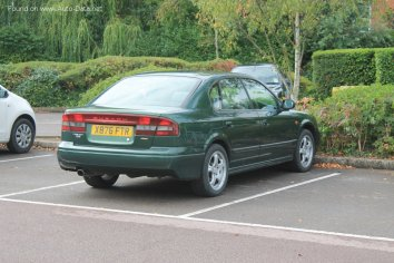 Subaru Legacy III (BE,BH) - Photo 2