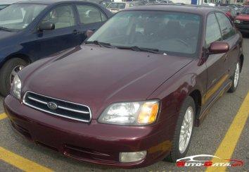 Subaru Legacy III (BE,BH) - Photo 3