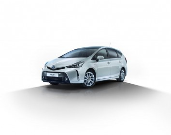 Toyota Prius (facelift 2015)