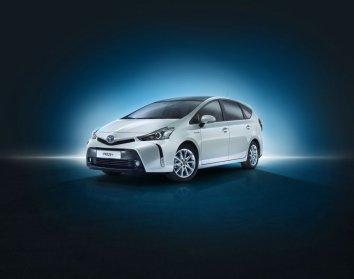 Toyota Prius (facelift 2015) - Photo 4