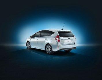 Toyota Prius (facelift 2015) - Photo 5