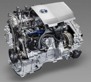 Toyota Prius IV (XW50) - Photo 4