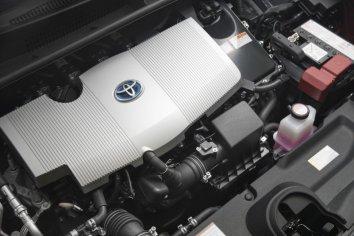 Toyota Prius IV (XW50) - Photo 5
