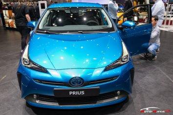 Toyota Prius IV (XW50 facelift 2018) - Photo 4