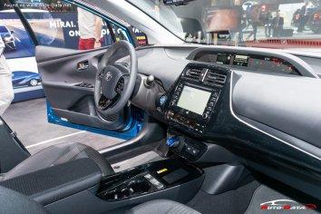 Toyota Prius IV (XW50 facelift 2018) - Photo 7