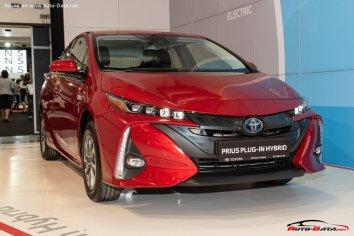 Toyota Prius Plug-in Hybrid (XW50)