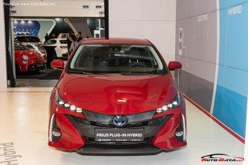 Toyota Prius Plug-in Hybrid (XW50) - Photo 3