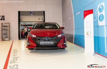 Toyota Prius Plug-in Hybrid (XW50) - Photo 4