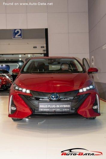 Toyota Prius Plug-in Hybrid (XW50) - Photo 5