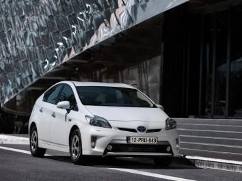 Toyota Prius Plug-in Hybrid (ZVW35)