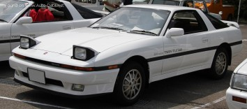 Toyota Supra III (A7)