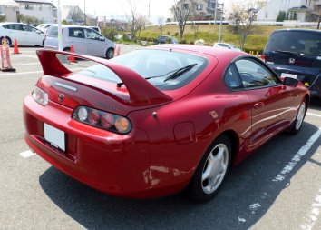 Toyota Supra IV (A8) - Photo 2