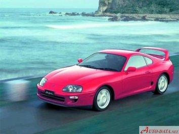 Toyota Supra IV (A8) - Photo 5