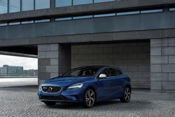 Volvo V40 (facelift 2016)