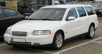 Volvo V70 II (facelift 2004)