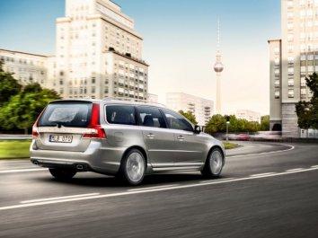Volvo V70 III (facelift 2013) - Photo 2